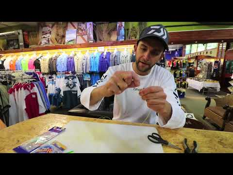 Tackle & Gear - Making A Daisy Chain Off Shore