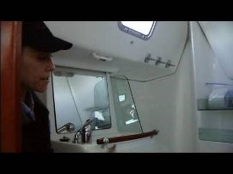 How to Sail a Sailboat : How to Use a Sailboat Toilet