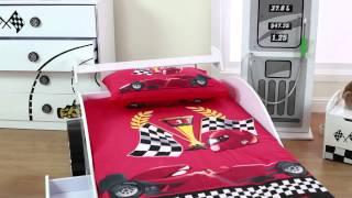 Turbo Racer Car Bed - Sweet Dreams