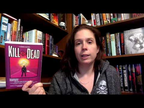Kill the Dead  Richard Kadrey book review