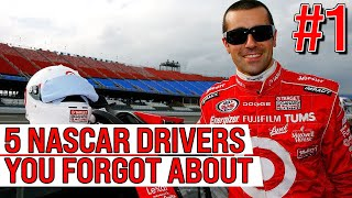 5 NASCAR Drivers You Forgot About