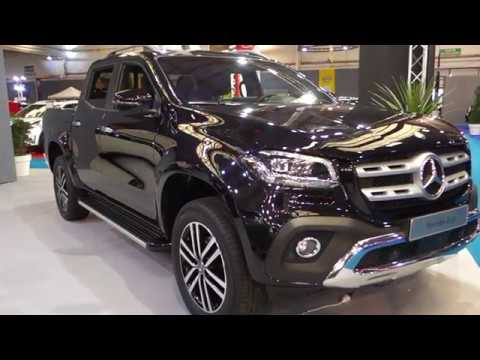 First Impression Review Pikap Mewah Mercedes Benz X Class 2017 (bahasa Indonesia)