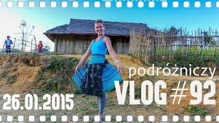 MariOla w Podróży Vlog#92 Przymiarka plemiennej spódnicy Mai Chau/Bo Nhang   Wietnam