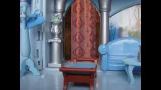 Disney Princess Cinderella Magical Castle Play Set Tour. Another Doll House Tour.