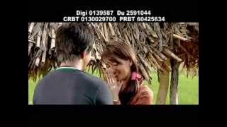 New Nepali Lok Geet 2069  Jindagika Rangaharuma Nepali Melodious Song 2012