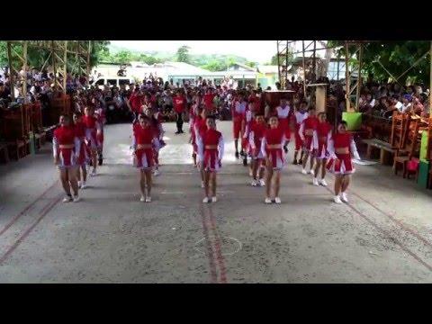 Cheer Dance  Grade 10 - Confucius 2016
