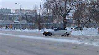 Беспредел на дорогах Челябинска!