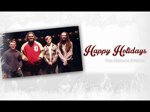 Happy Holidays from the Sooners!