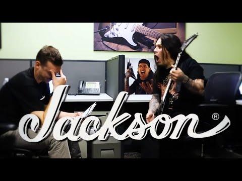 Jackson Guitars - You Shred, I'll Shred