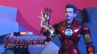 Avengers: Endgame Thanos Death in Stop Motion [Age of Swagwave