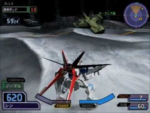 Gundam Seed Destiny Union vs Zaft II Plus Gameplay 2