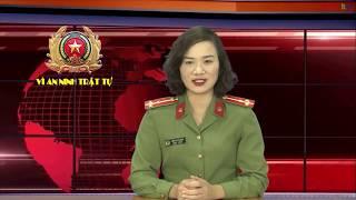 Tin tức an ninh, trật tự tỉnh Nam Định (14/11/2019)   Truyền hình Nam Định