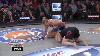 All the times Holly Holm has been taken to the ground in her first 7 MMA fights