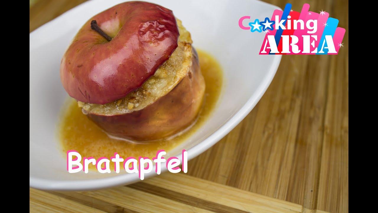 Bratapfel schnell einfach selber kochen cookingarea for Schnell einfach kochen