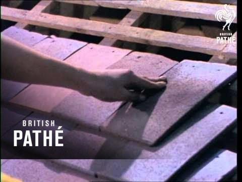 Roof Tiling (1970-1979)