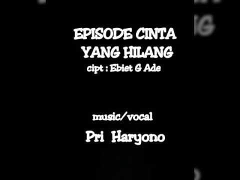 Pri  Haryono (solo guitar)~EPISODE CINTA YANG HILANG~petikan gitarnya mantapzz...