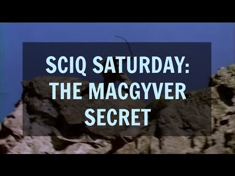 What is The MacGyver Secret? Interview with Lee Zlotoff, MacGyver Creator