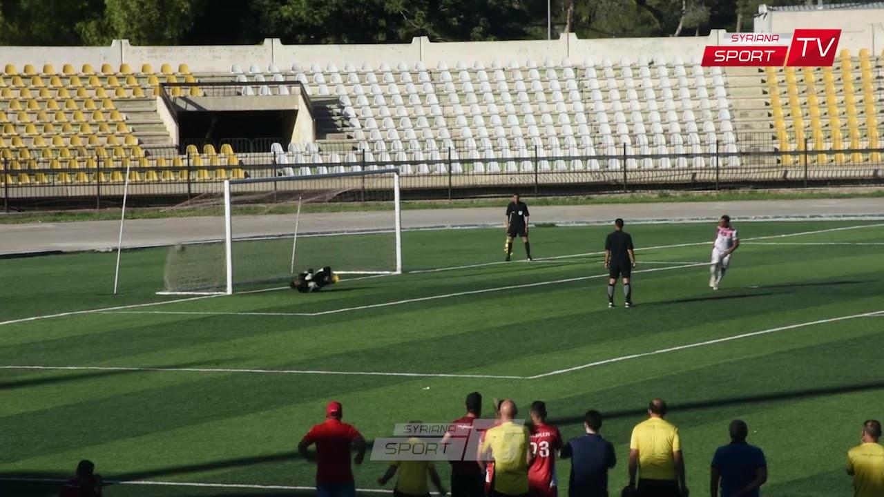 فريق الاتحاد يتأهل للدور ربع النهائي بفوزه على فريق الطليعة بركلات الترجيح 4-3 بعد التعادل السلبي بد
