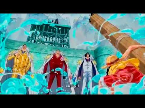 One Piece - Saving a brother
