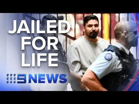 Bourke Street rampage killer James Gargasoulas sentenced to life in prison | Nine News Australia