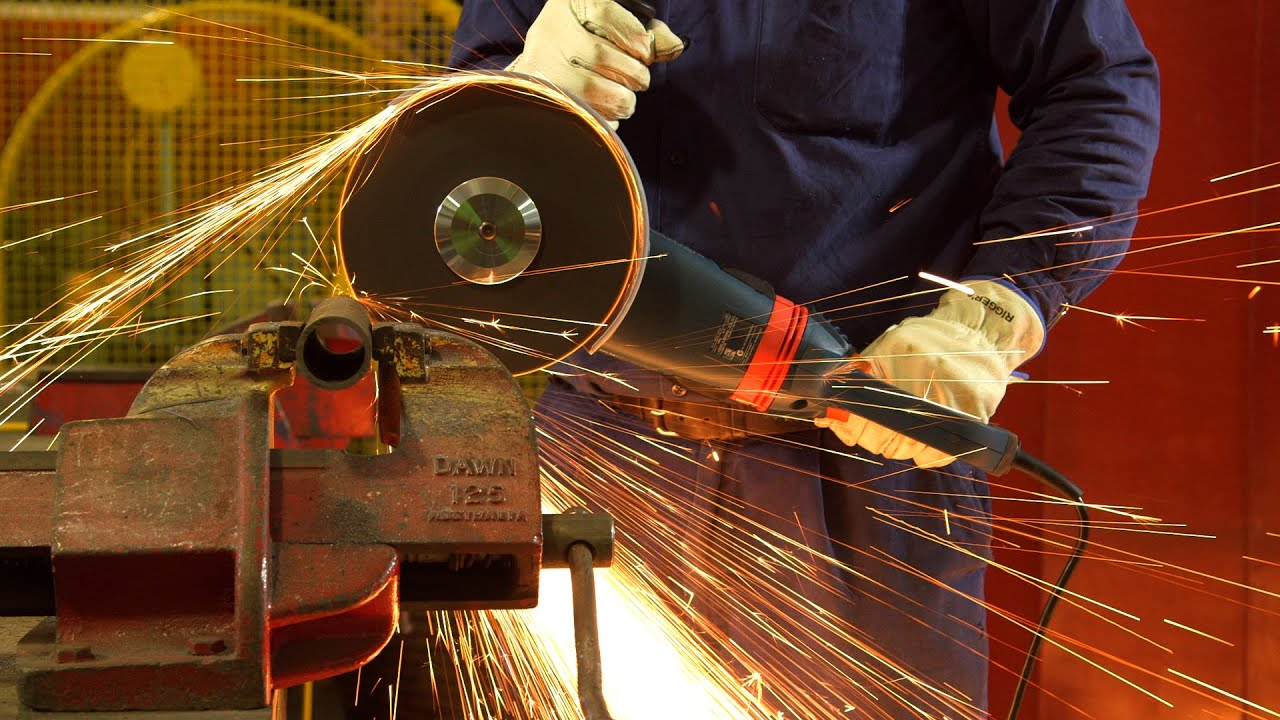 Angle Grinder Safety Training Video Safetycare Free
