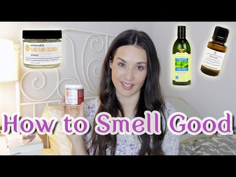 Body Odor Fighting Products | What I Wear