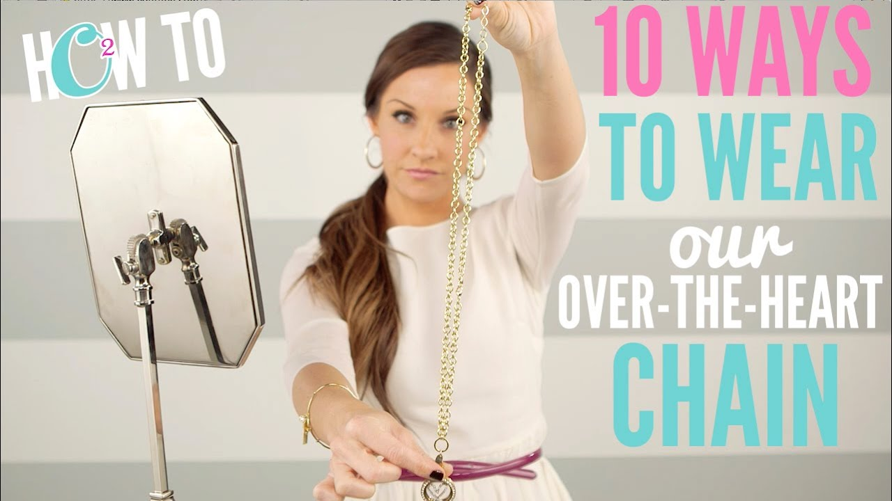 Restoring Sparkle to Your Origami Owl Chains: Some Quick Tips | 720x1280