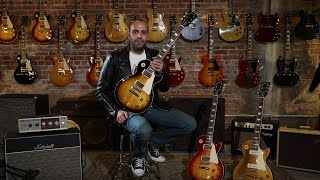 Mark Agnesi Talks About The Les Paul Standard 50's Model