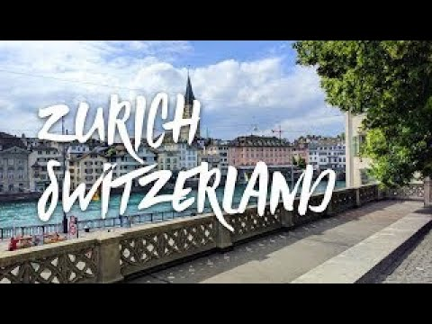 A Day In Zurich Switzerland