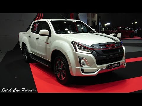 2019 Isuzu D-Max 1.9 Ddi X-Series Hi-Lander | Quick Preview