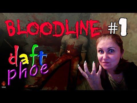 СТРАШНЫЕ ИГРЫ.BloodLine:ЛИНИЯ КРОВИ.Буги-Буги с GreeM