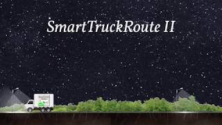 SmartTruckRoute Ver 2 Android Truck GPS app features
