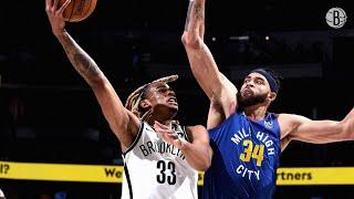 Brooklyn Nets Highlights vs. Denver Nuggets | 5.8.2021