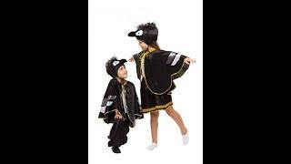 Детские карнавальные костюмы на праздник Осени. Птицы.