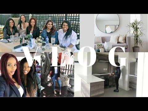 VLOG: Sunpac Event/Apartment Hunting/ Freebies