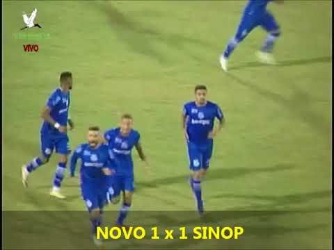 GOLS NOVO 2 x 1 SINOP
