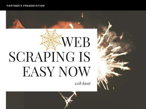 Web Scraping || Yellow Page || Easy Concept 2017
