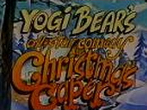 Yogi Bears All Star Comedy Christmas Caper.Wbbm Channel 2 Yogi Bear S All Star Comedy Christmas Caper Opening 1982