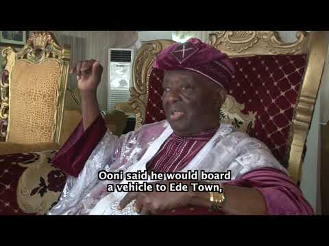 The Imperial Majesty Ooni Of Ife Says He's Superior To Imperial Majesty Alaafin Of Oyo