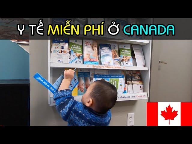 Cách Thức Khám Chữa Bệnh MIỄN PHÍ ở Canada | DHS và XKLD cần biết | Quang Lê TV #211