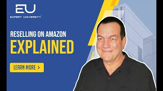 Reselling on Amazon and Amazon Customer Returned Goods | Todd Snively