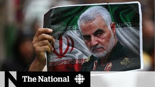 The possible consequences of killing Iran's top general