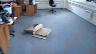 parketstep.ru +7 (495) 998-47-78 - укладка ковролиновой плитки(Укладка ковролиновой плитки в офисе. Компания ParketStep. Сайт http://parketstep.ru/ Телефон +7 495 9984778., 2012-11-20T09:16:28.000Z)