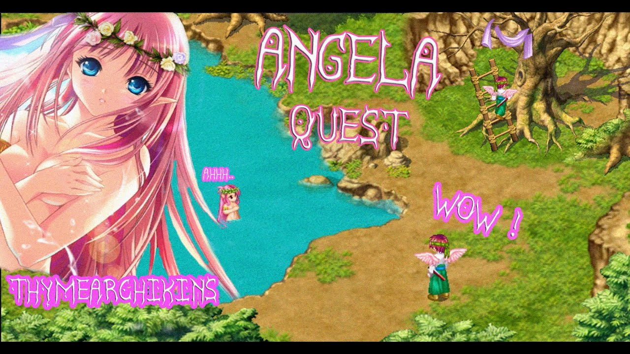 """ How to Get Angela (เควสแองเจล่า) "" Wonderland Online"