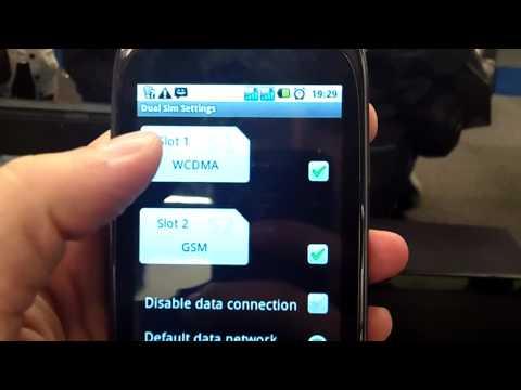 ViewSonic V350 Dual-SIM (IFA Berlin 2011)