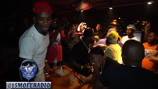 HITMAN, MOOK, SMACK,  AND GOODZ HAVE HEATED DEBATE AT BL7