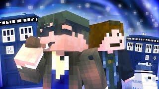 Minecraft RolePlay : Doctor Who Episode 1 (CRASH LANDING!)
