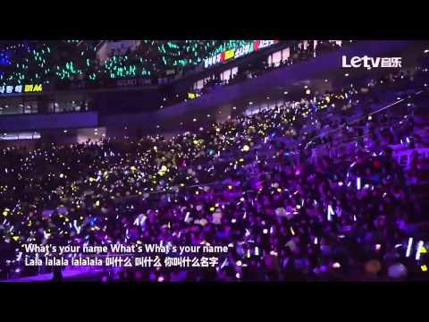 K POP 4Minuteintro + Crazy + What's Your NameDream Concert 20150523 HD