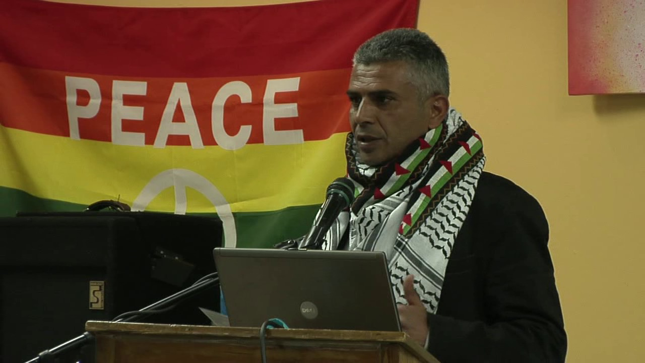"""Iyad Burnat: Bil'in and the Non-Violent Resistance"" 3-31 ...