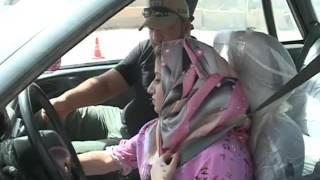 دورات تعليم السياقة المجانية تيوتا ديالى/مجد الفرات للنساء والرجال/ تقرير قناة العراقية